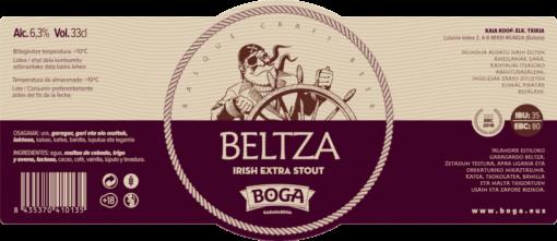 BELTZA-ETIKETA