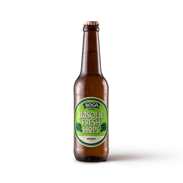 Boga Basque Fresh Hops – Limited edition
