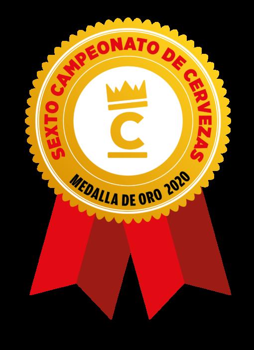 CAMPEONATO NACIONAL DE CERVEZAS  Munich Hells: 1º premio
