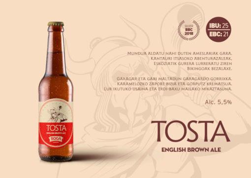 TOSTA