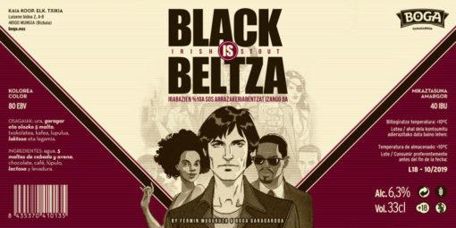 ETIKETA BLACK IS BELTZA