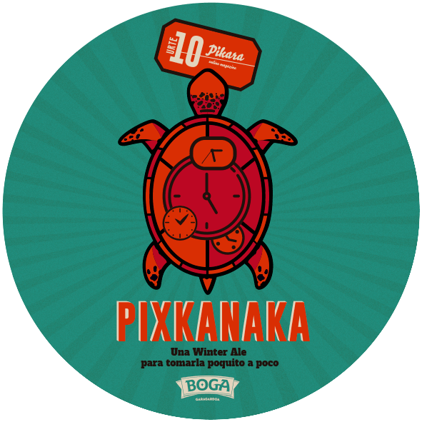 Boga Basque Fresh Hops – Limited edition