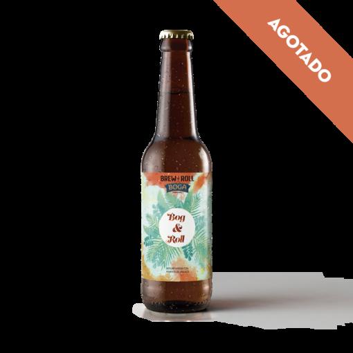 Bogaroll agotado. Cerveza edición limitada Boga.