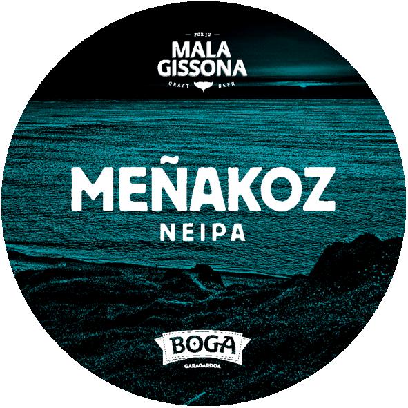Meñakoz NEIPA - Mala Gissona